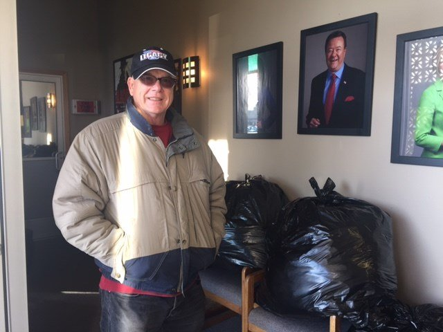Pasco Couple Collects Over 200 Coats
