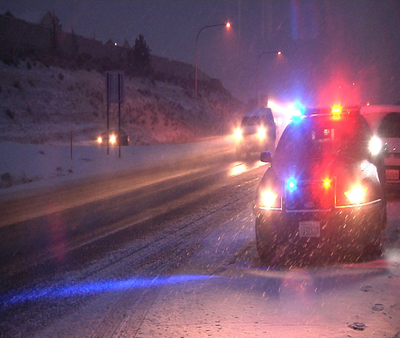 Accidents increase by 25 percent on Thanksgiving eve.