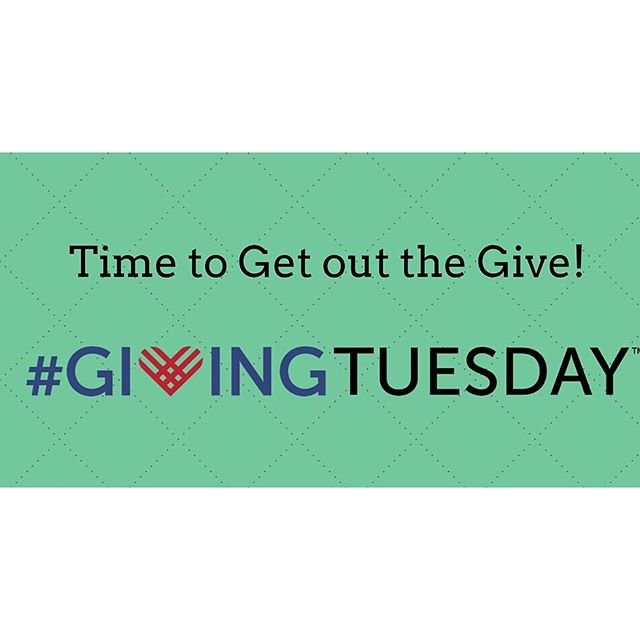 #GivingTuesday is in its fourth year.