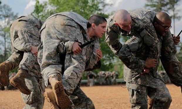 Military to open all combat jobs to women/AP