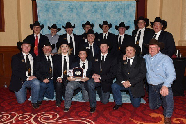 Pendleton Wins 2015 PRCA Large Outdoor Rodeo of the Year and Remuda award