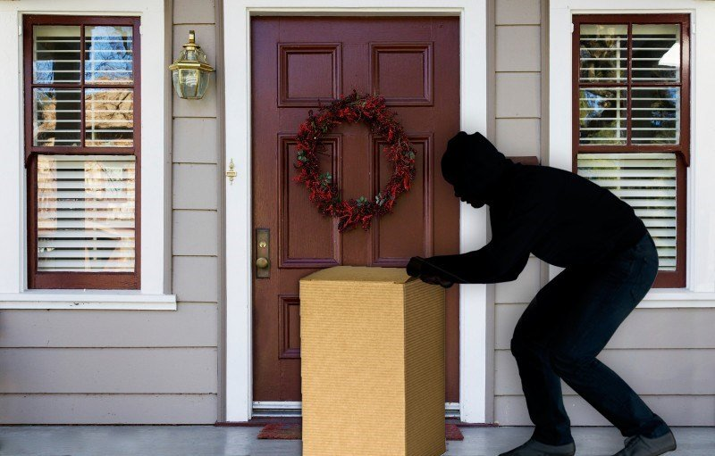Advice on How to protect your packages from theives
