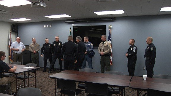 Local law enforcement agencies agreed to patrol more during the holiday season for impaired driving.