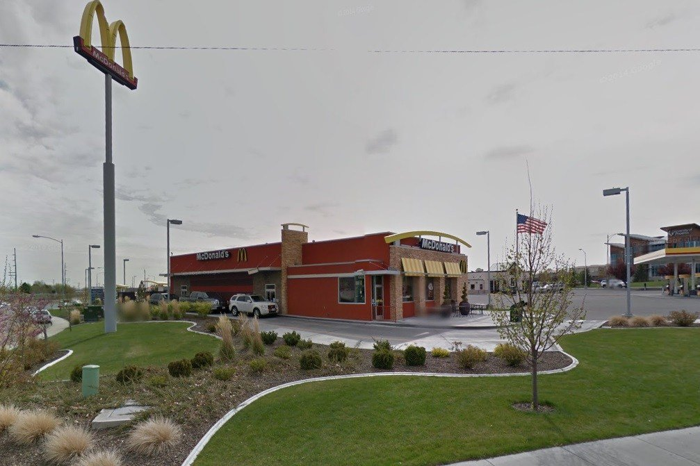 A prank phone call to the Steptoe McDonalds store resulted in several thousand dollars in damage.