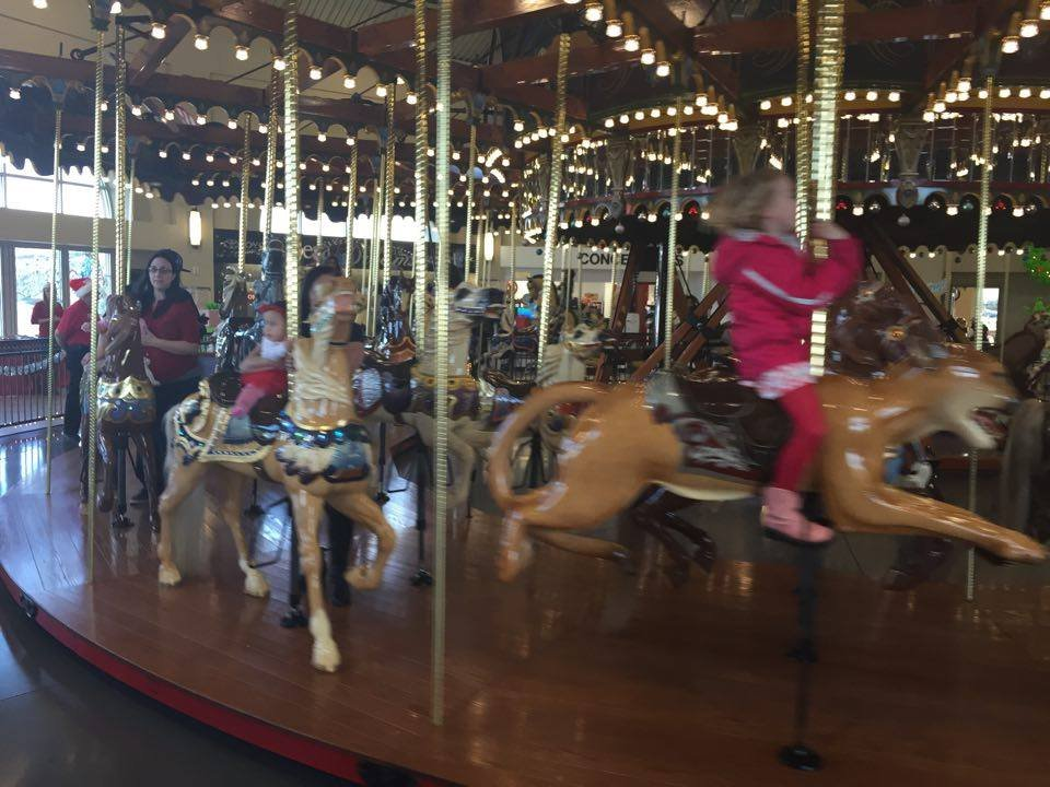Gesa Credit Union is hosting the event at the Carousel of Dreams in Kennewick.