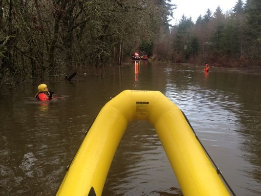 Oregon police ID woman who died in storms / Jeff Pricher