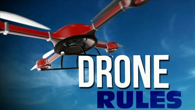Owners will now have to register their drones in order to operate them.