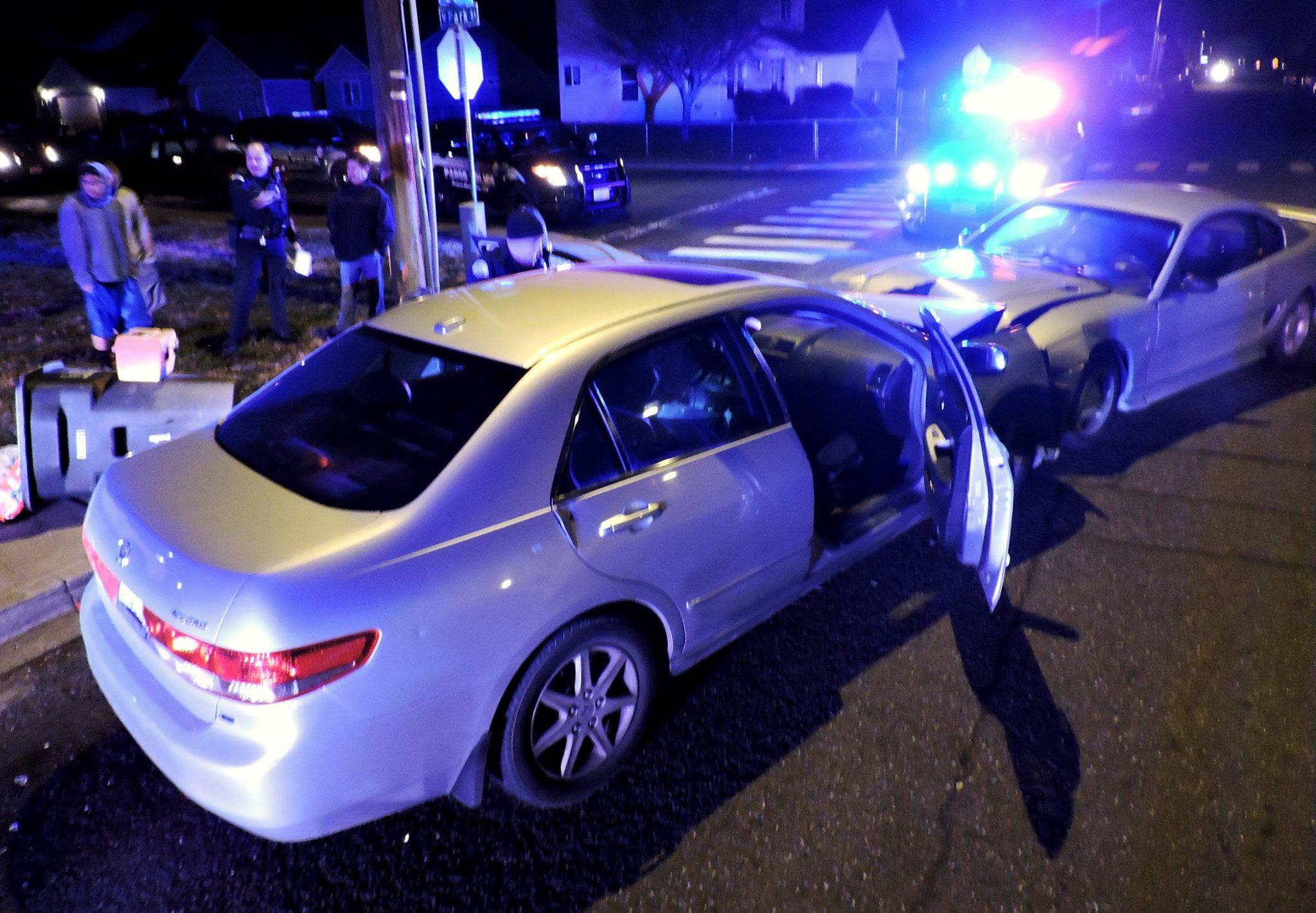 Honda Accord stolen out of Spokane