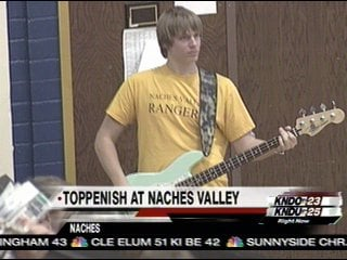 Toppenish at Naches Valley