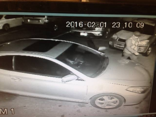 Police Searching For Suspects Who Stole Car From