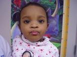 """Victim: Zariyah Brown, 1, 2'8"""", 24 lbs"""
