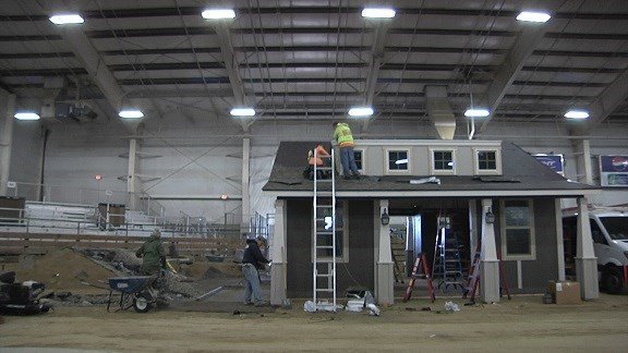 WAKE UP NORTHWEST   The 2016 Regional Home And Garden Show Will Be Kicking  Off Friday At The TRAC Center In Pasco. People Can Expect Nearly 200  Exhibits ...