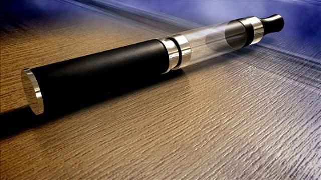 E cigarette safety study