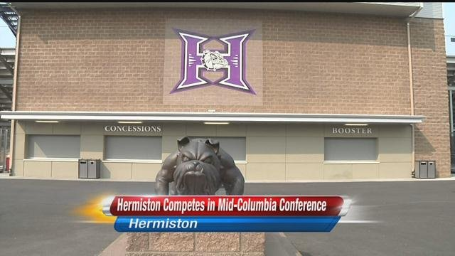 Hermiston competes in Mid-Columbia Conference