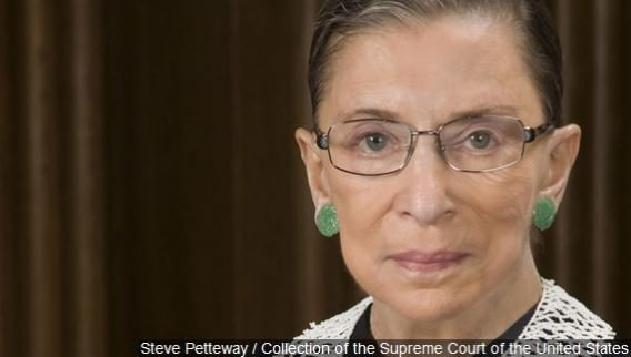 Ginsburg broke two ribs in a fall in 2012. She has had two prior bouts with cancer and had a stent implanted to open a blocked artery in 2014.