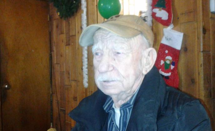 89-year-old Delbert Belton