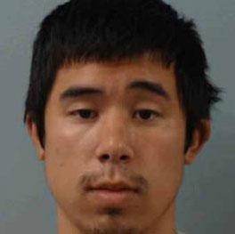 Suspect Danny Wu
