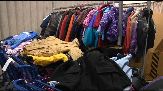 Our Coats for Kids program needs your help to meet the growing demand this year.