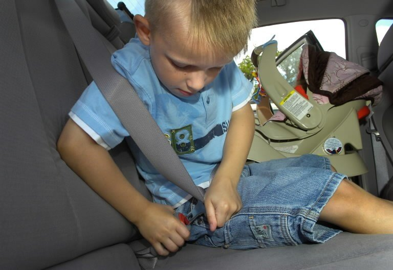 Most caregivers know how important seat belts are, but a new study suggests some parents bend the rules for their kids.
