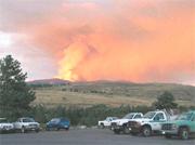 Tripod Fire 2006