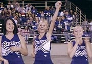 Kiona-Benton Cheerleaders