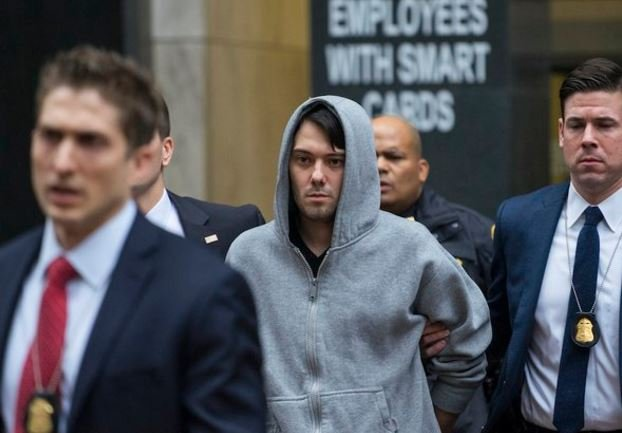 Martin Shkreli originally made headlines & vilified across the country for buying a pharmaceutical company and jacking up the price of a life-saving drug more than fiftyfold. He's now been arrested on securities fraud charges unrelated to the furor.