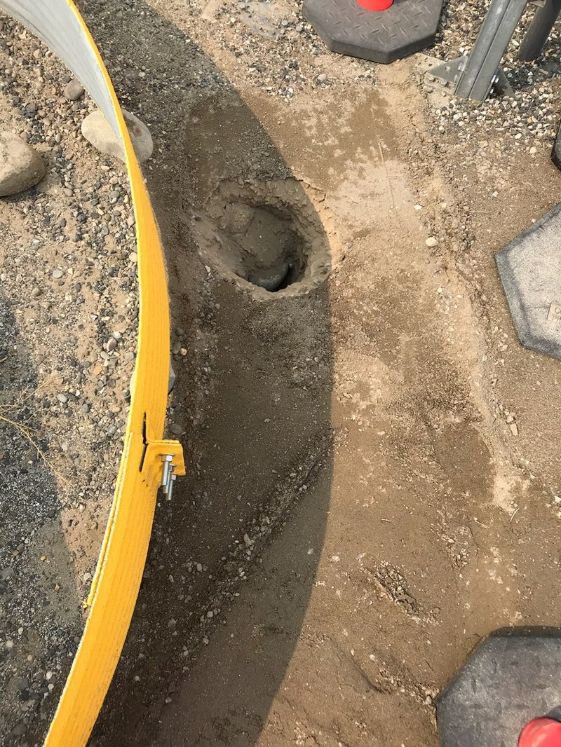 Sinkhole confirmed on tank farm at Hanford Site - NBC Right Now/KNDO ...