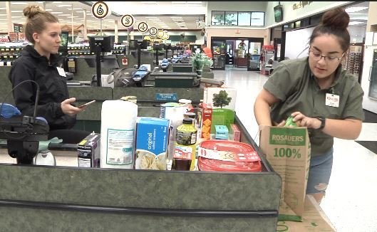 Local yakima girl competes in state wide bagging for Betterall motors yakima wa