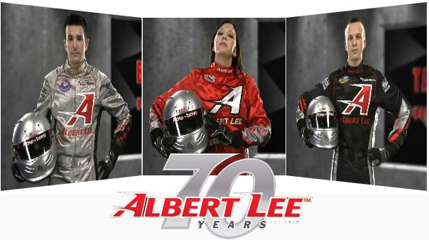 Albert Lee Liance A Seattle Based Company Is Showcasing Its Involvement With Racing By Featuring Two Hydroplane Drivers Brian And Kayleigh Perkins